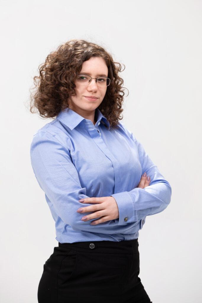 Dagmara Kaczmarek, Specjalista ds. administracji